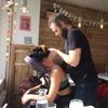 Jonathan Higgs Massage Therapist - Thali cafe
