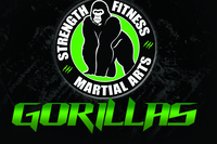 Gorillas – Strength, Fitness & Martial Arts