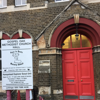 Yoga - Gospel Oak Methodist Church