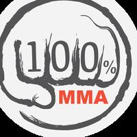 100% MMA