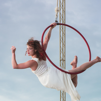 Ana Cerrato - Aerial Circus Classes - Spincity