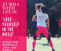 Zumba with Lucie - St Martins Church