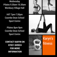 Karyn's Fitness - Coombe Dean School Sports Centre