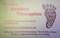 Helen Baddon Therapies
