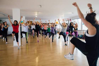 Zumba with Becks13 - Malcolm X Centre
