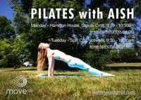 Pilates with Aish - Spin City