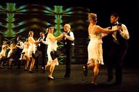 Sugar Push Vintage Dance - The Lexington